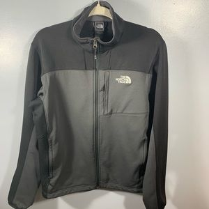 The North Face Black and Gray Men's Jacket